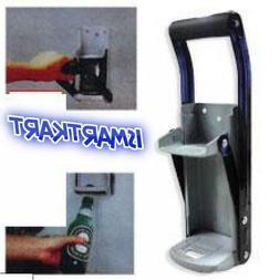12oz Aluminum Can Crusher Wall Mount Bottle Opener Free Ship