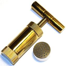 T Press Tool 3.5 Inches Engineered Brass Cylinder Heavy Duty