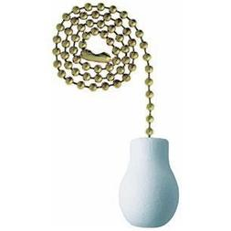 "ABC Products"" -  - Pear Shaped Ball ~ Ceiling Fan Pull"