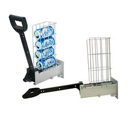 Aluminum Can Crusher Smasher Heavy Duty Multi Can Load