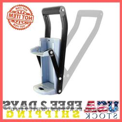 Aluminum Steel Can Crusher For Easy Recycling 16Oz w/ Handle