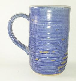 Aunt Chris' Pottery - Hand Made Clay - Large Drinking Cup/Mu