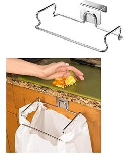 Classico Over Cabinet Plastic Bag Holder – Storage Organiz