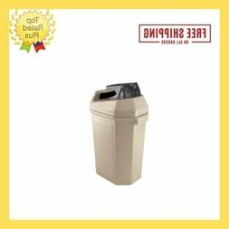 Commercial Zone Canpactor Recycling Container 30 gal.- Beige