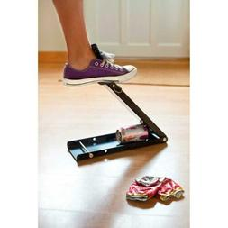 Foot Operated Tin Can Crusher Floor Standing Recycling Kitch