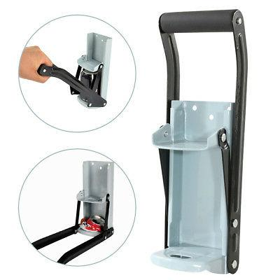 16oz can crusher wall mounted recycling tool