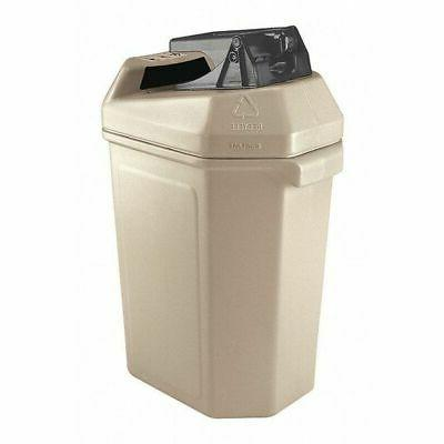 745102 canpactor can crusher waste container
