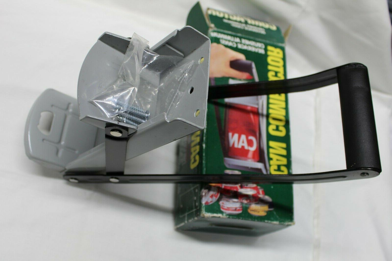 Vintage Can Mounted Gray New In Box Kmart