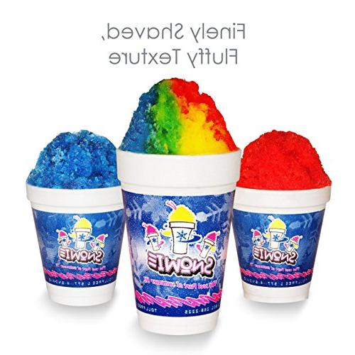 Little Snowie Shaver Ice Cone Samples