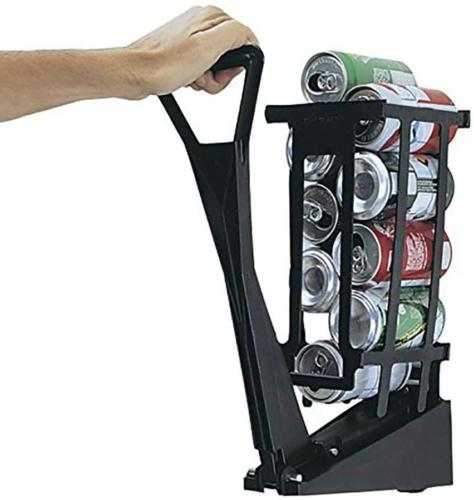 Aluminum Can Crusher Crush Holds 10 Cans