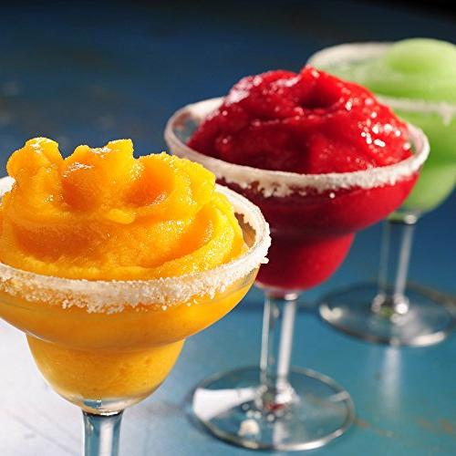 Shaved Ice Cone, Italian Slushy Use, Countertop Electric Shaver/Chipper Cup by Classic Cuisine
