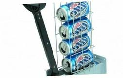 Multi-Load 6 Aluminum Can Crusher Heavy Duty by HFT, Silver