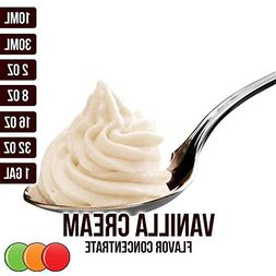 OOOFlavors Vanilla Ice Cream Flavored Liquid Concentrate Uns
