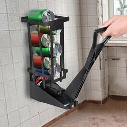 Portable Can Crusher Aluminum Can Crusher Crush 10 Cans In 1
