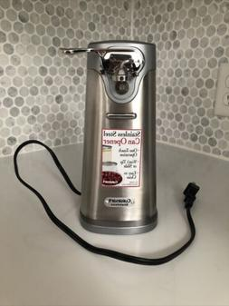 Cuisinart SCO-60 Deluxe Stainless Steel Electric Can Opener