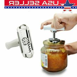 USA Heavy Duty Stainless Steel Can Bottle Jar Lid Opener Man